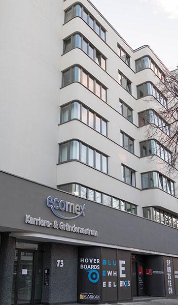 ecomex Karrierezentrum Deutschland